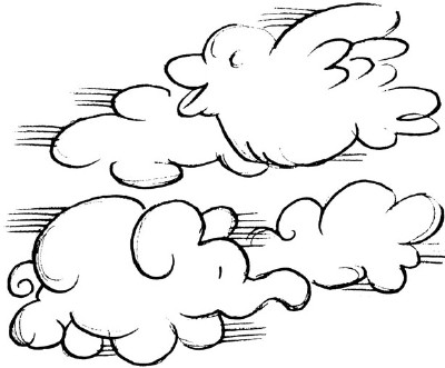 cloudy day coloring pages cloudy day drawing at getdrawings free download cloudy coloring day pages