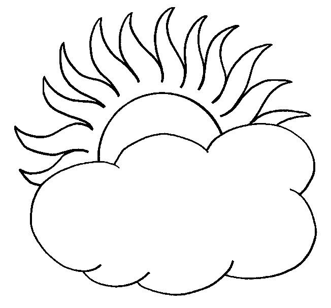 cloudy day coloring pages cloudy day drawing at getdrawings free download pages coloring cloudy day