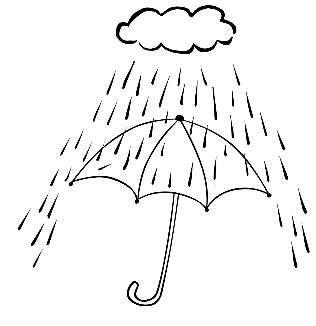 cloudy day coloring pages cloudy weather pictures for kids clipartsco coloring cloudy day pages