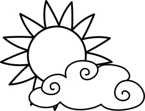 cloudy day coloring pages coloring picture of cloudy day coloring pages coloring pages day cloudy
