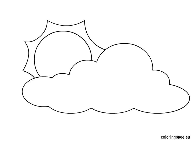 cloudy day coloring pages coloring picture of cloudy day coloring pages pages coloring cloudy day 1 1