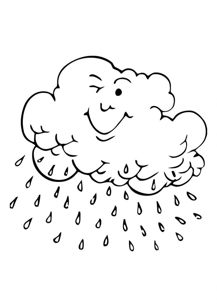 cloudy day coloring pages free printable cloud coloring pages for kids earth day cloudy pages coloring day