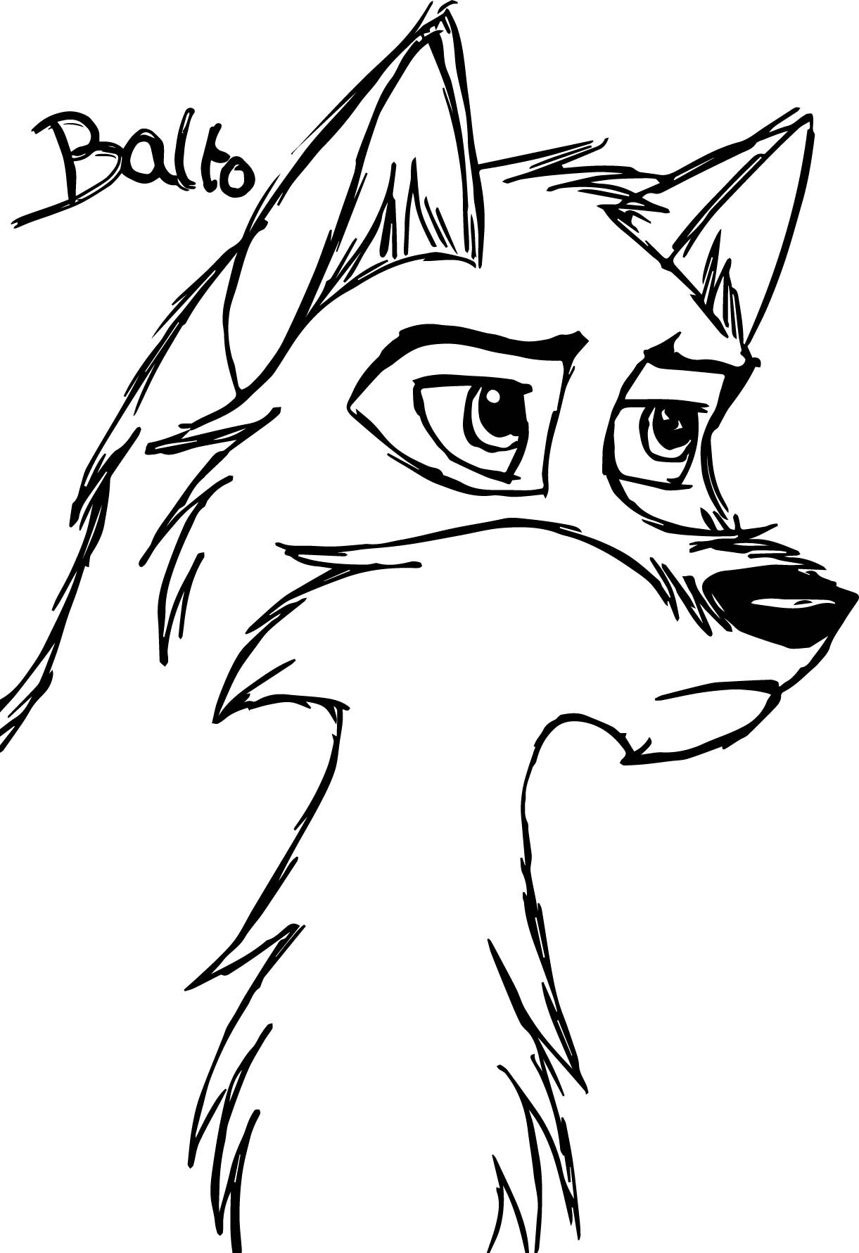 color in wolf fox and wolf coloring pages at getcoloringscom free in color wolf