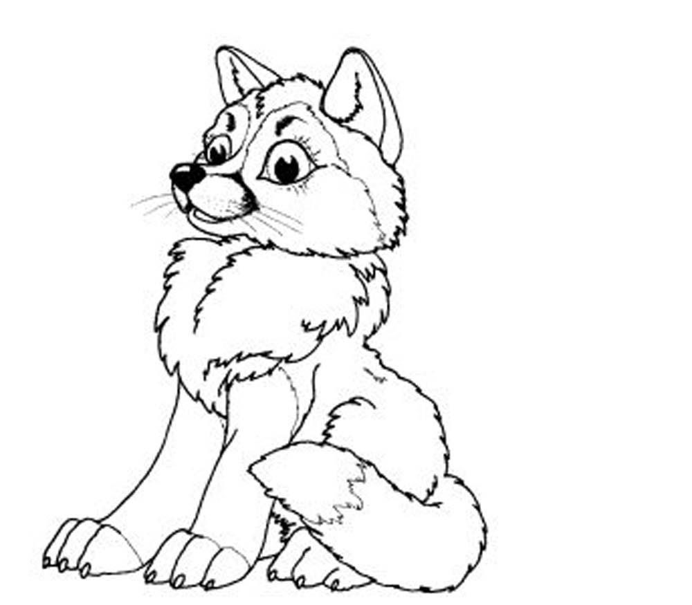 color in wolf tribal wolf coloring pages at getcoloringscom free in wolf color