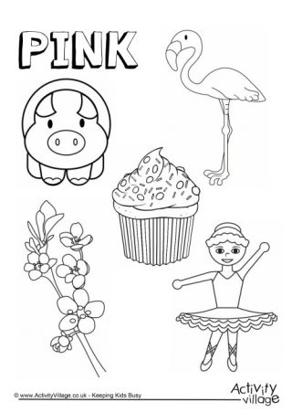color pink coloring pages color fun at primarygamescom color coloring pink pages