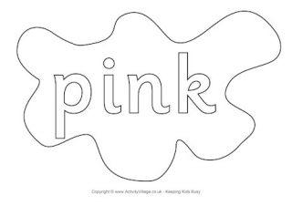 color pink coloring pages pink activities for kids color pages coloring pink