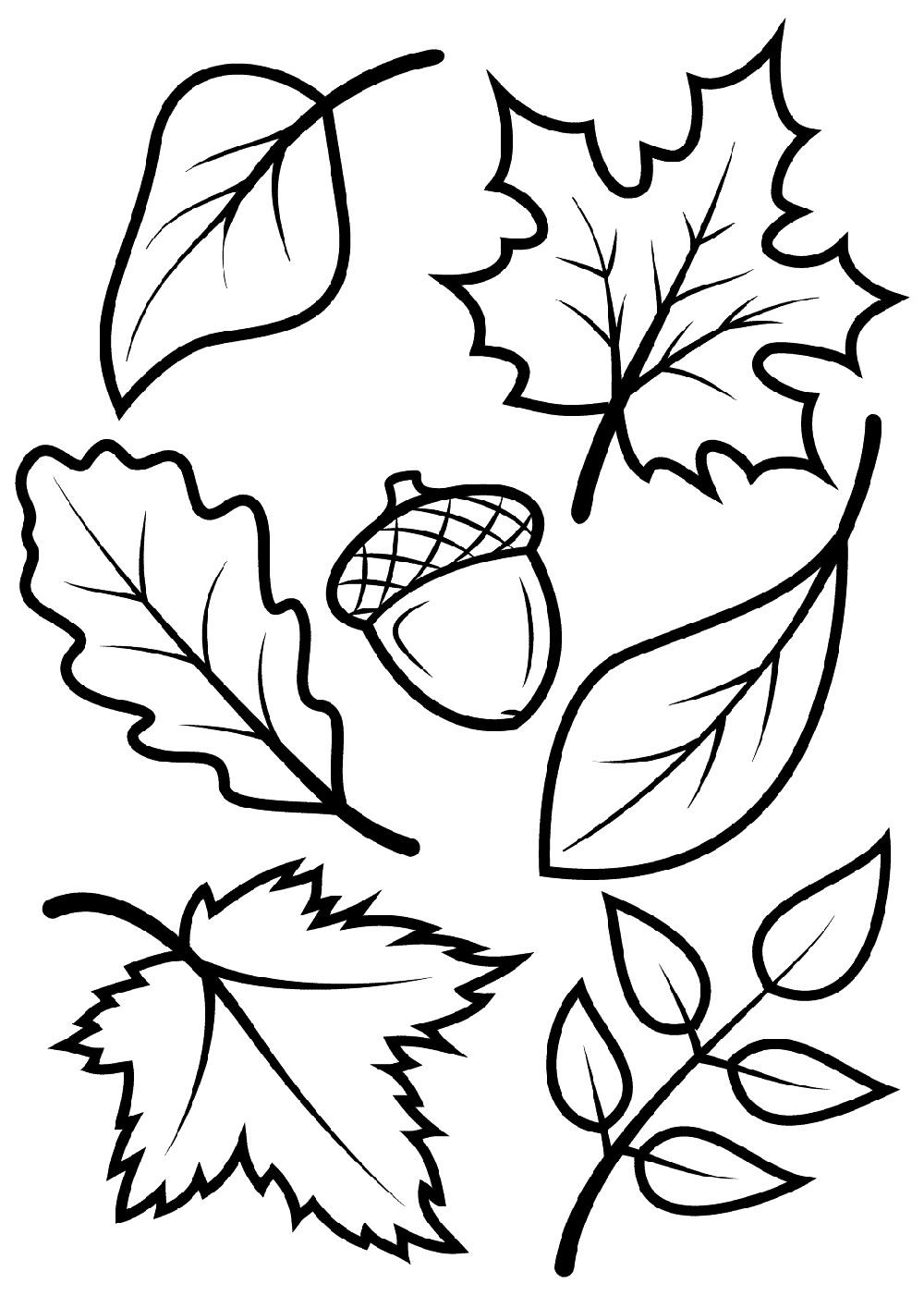 color sheets for fall fall coloring pages to download and print for free for sheets color fall