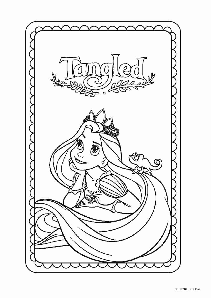 color sheets printable free printable tangled coloring pages for kids sheets color printable