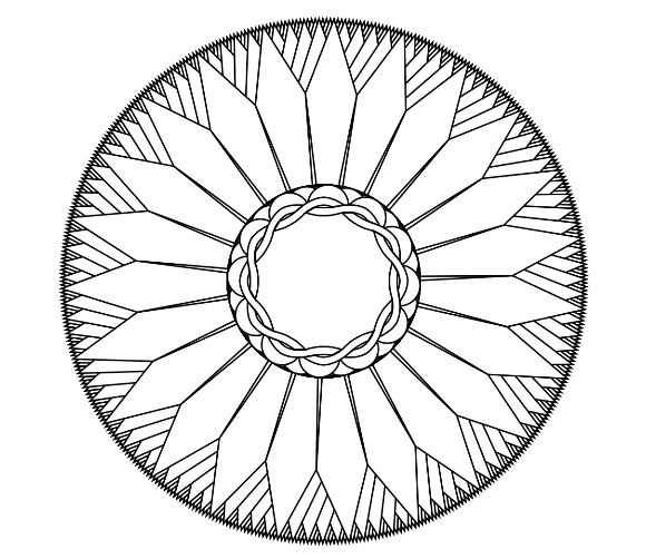 color your own mandala how to draw your own mandala coloring pages 만다라 mandala your color own