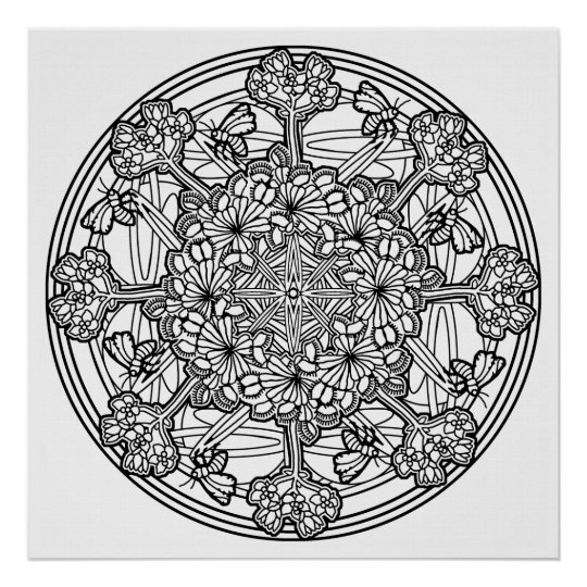 color your own mandala mandala pictures marieannickmandala download and colour your mandala color own