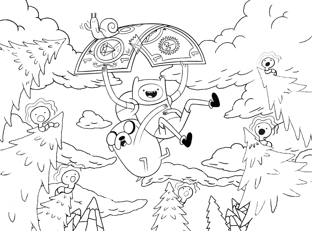 coloring adventure time adventure time coloring pages best coloring pages for kids adventure time coloring 1 2
