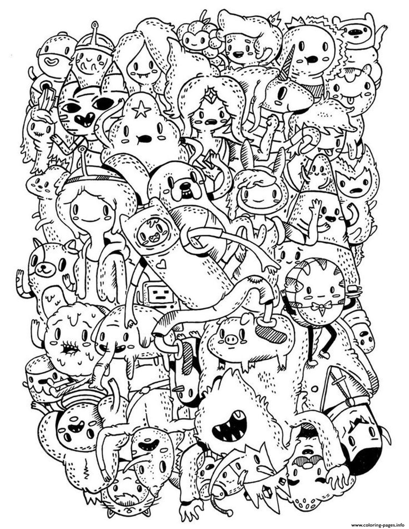 coloring adventure time adventure time s for kids1bd7 coloring pages printable adventure coloring time