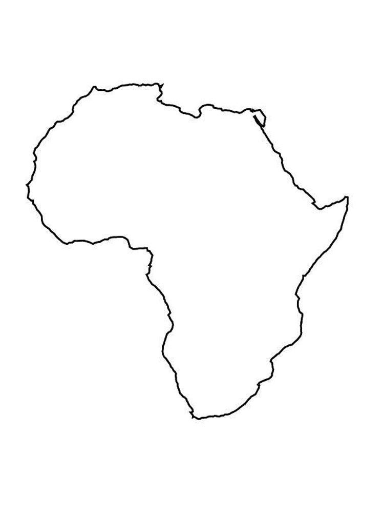 coloring africa africa coloring pages download and print africa coloring coloring africa