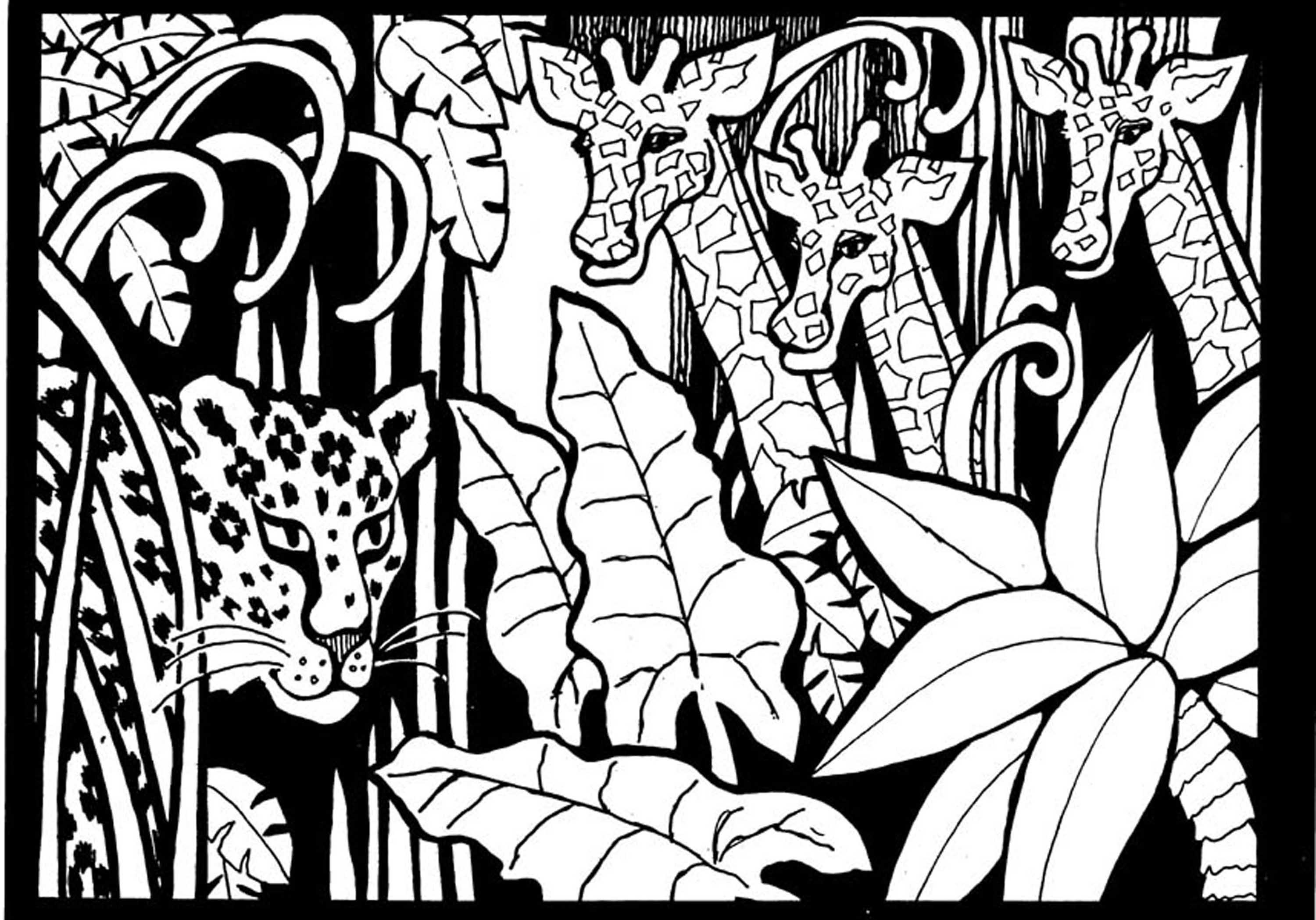 coloring africa africa coloring pages to download and print for free coloring africa