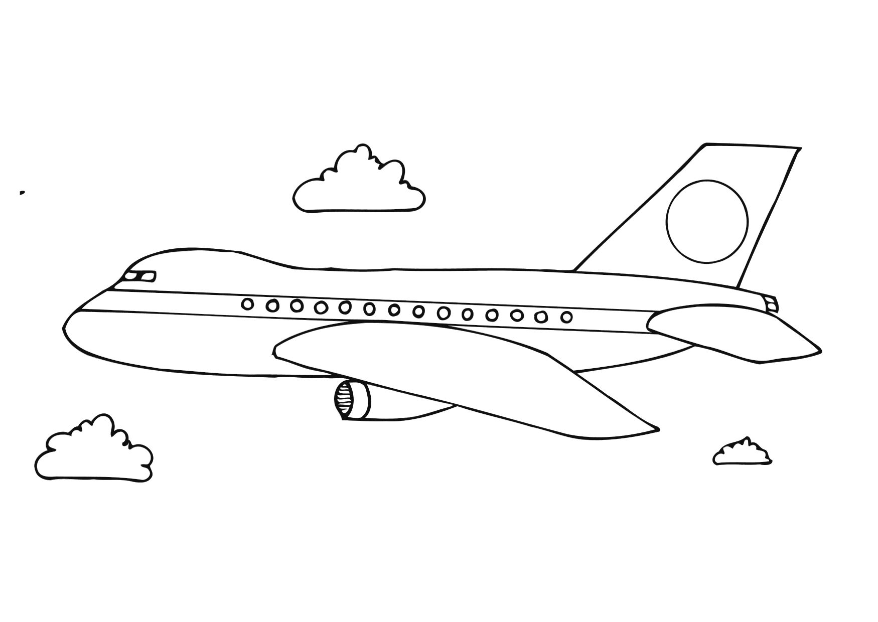 coloring airplane for kids 10 free airplane coloring pages for kids airplane kids coloring for