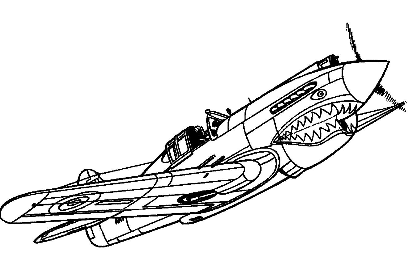 coloring airplane for kids 10 free airplane coloring pages for kids kids for coloring airplane