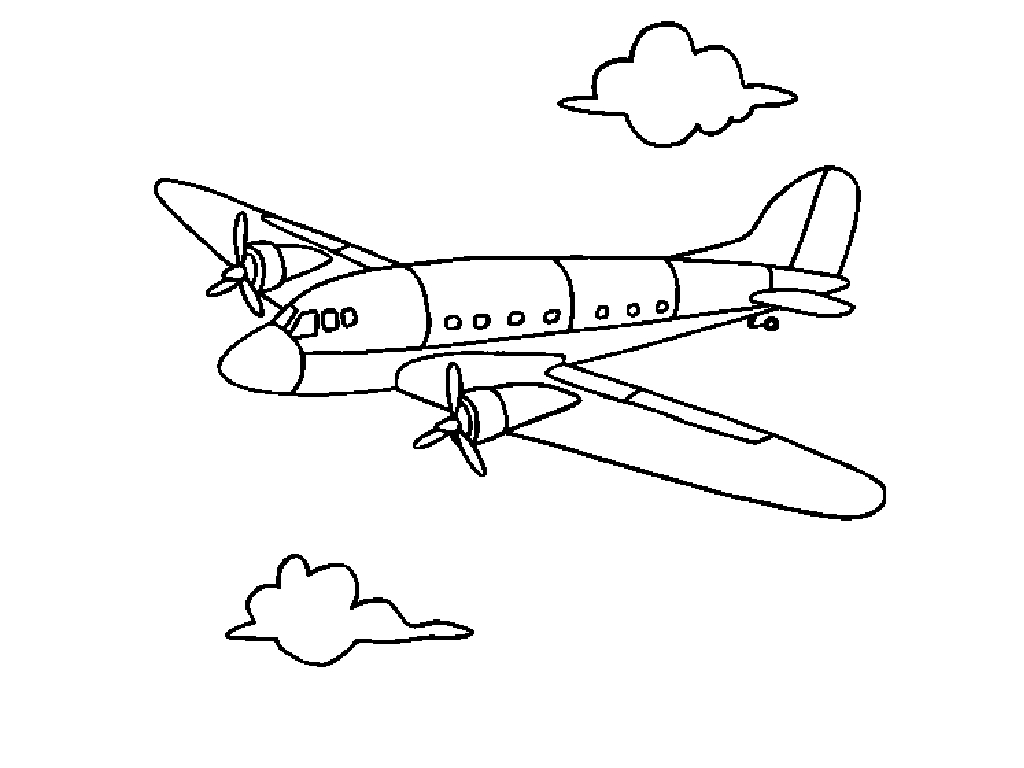 coloring airplane for kids airplane coloring pages to download and print for free kids for coloring airplane