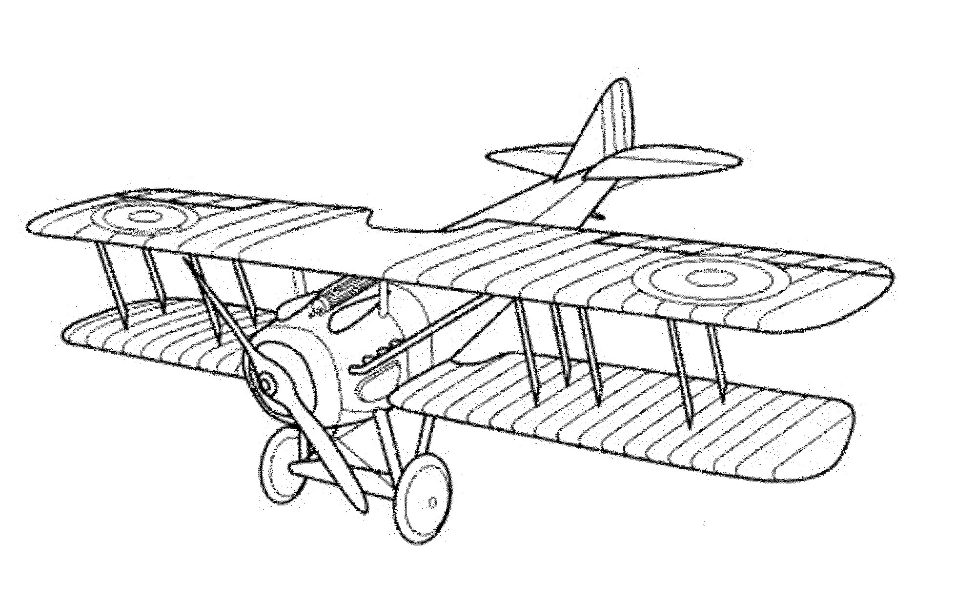 coloring airplane for kids coloring airplane for kids airplane coloring kids for