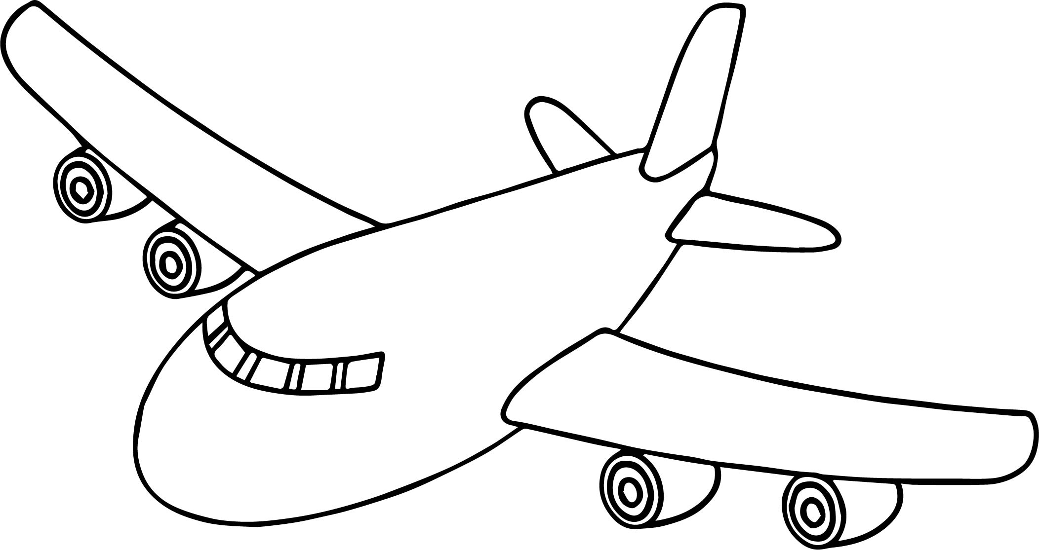 coloring airplane for kids colour activities for children plane k5 worksheets coloring airplane kids for