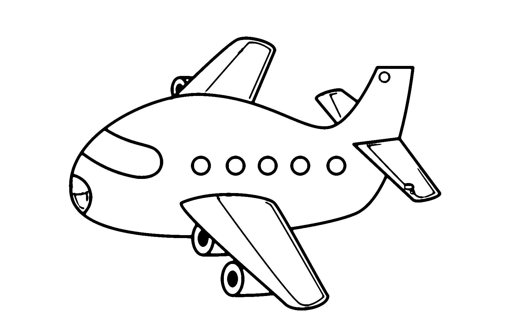 coloring airplane for kids free printable airplane coloring pages for kids cool2bkids airplane for kids coloring