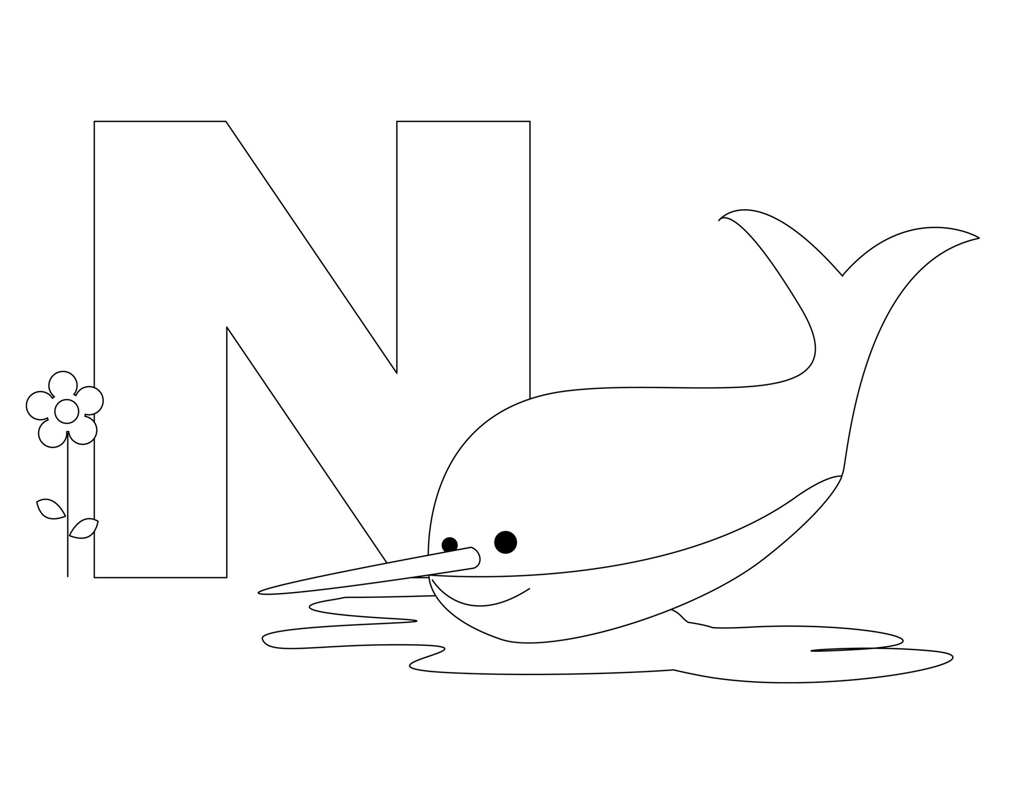 coloring alphabet n letter n coloring pages coloring home n coloring alphabet