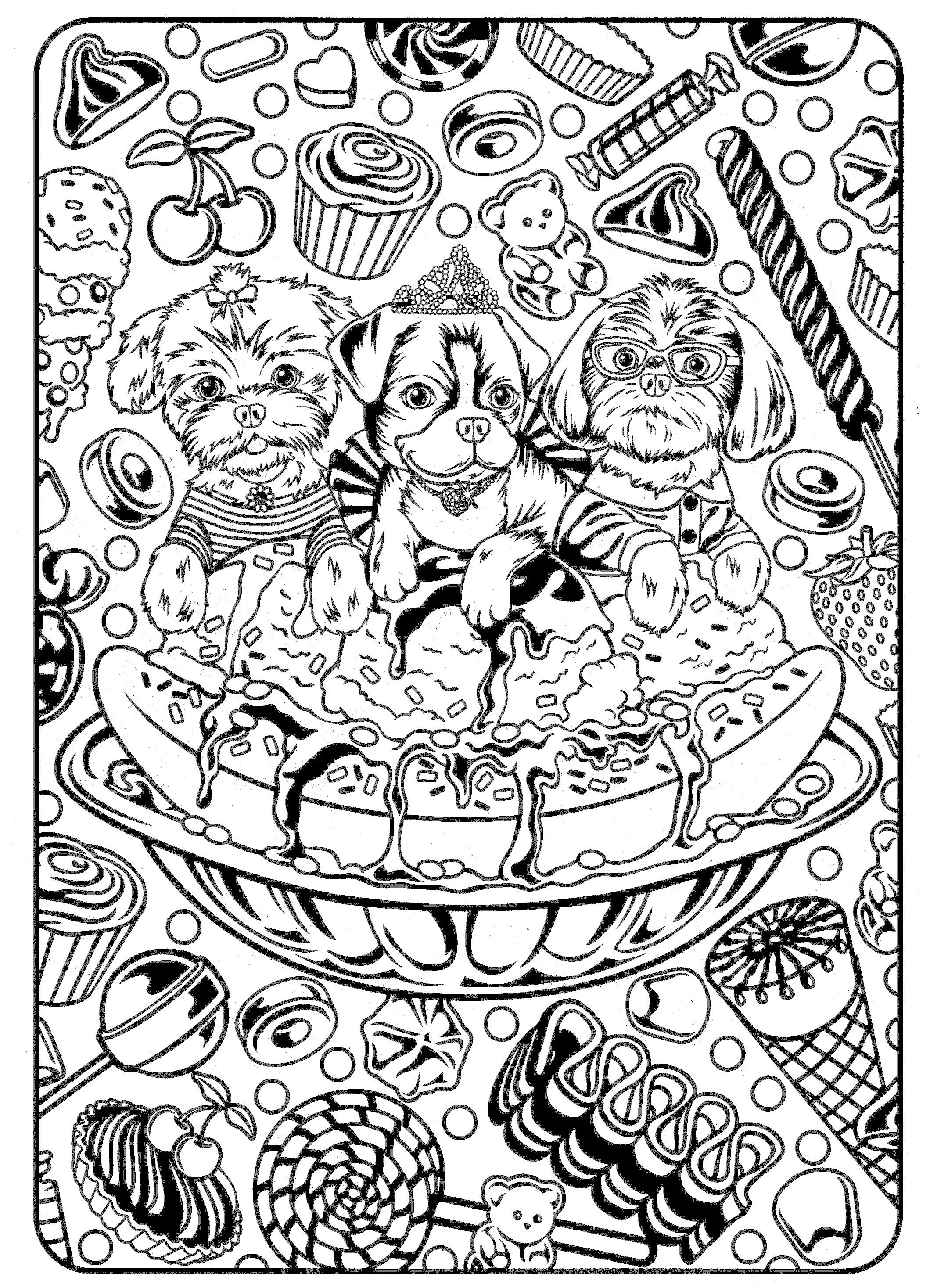 coloring art 8 best printable coloring pages doodle art printableecom art coloring