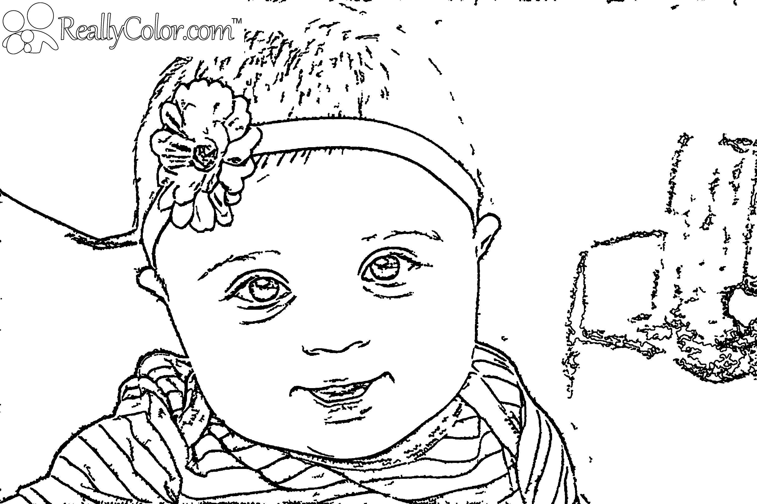 coloring baby girl baby girl coloring pages at getcoloringscom free girl baby coloring