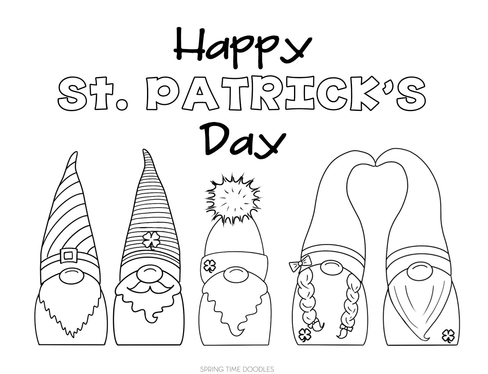 coloring book day 2020 st patrick39s day 2020 free coloring pages day 2020 coloring book