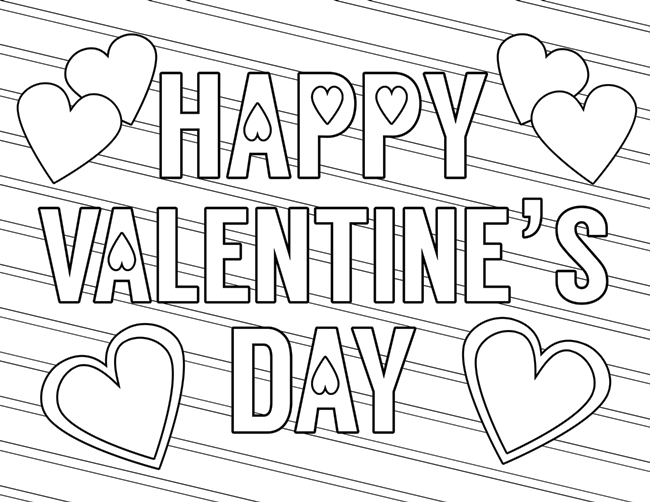 coloring book day 2020 valentine39s day 2020 coloring pages coloring home coloring 2020 day book