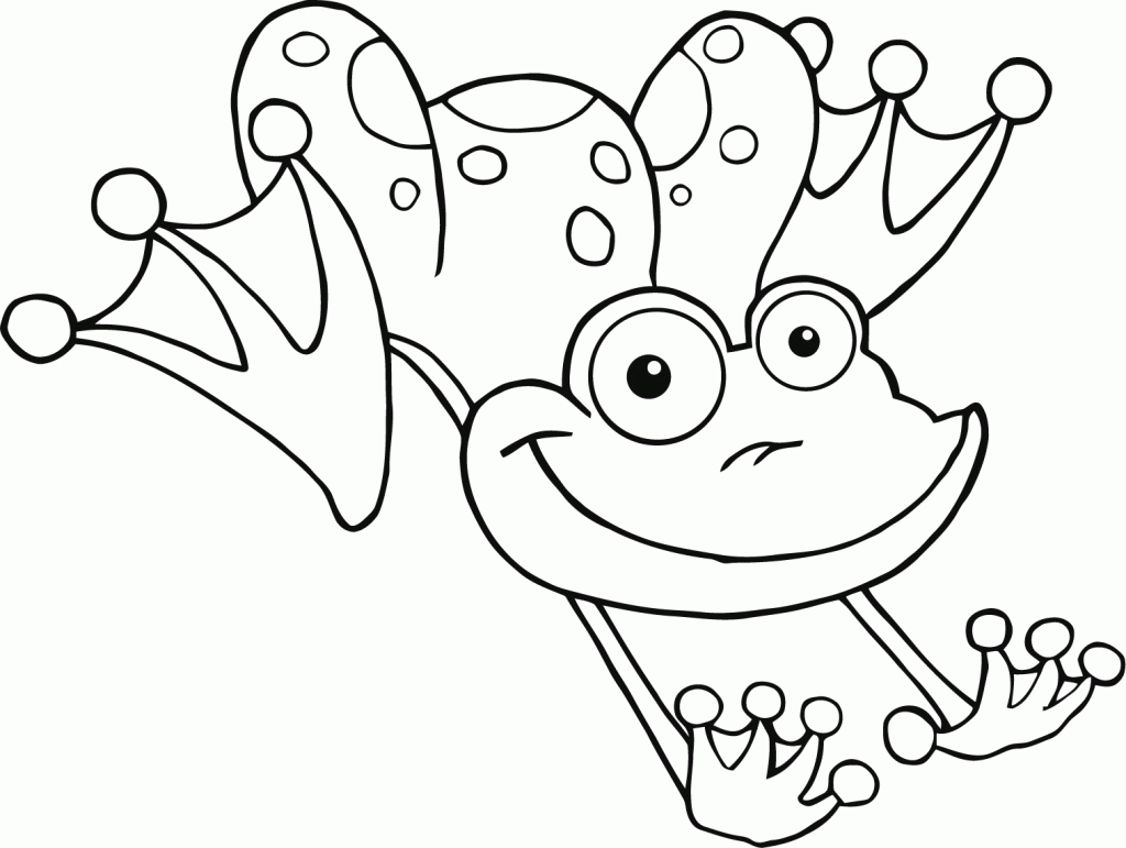 coloring book picture of a frog frog coloring pages getcoloringpagescom coloring a book of frog picture