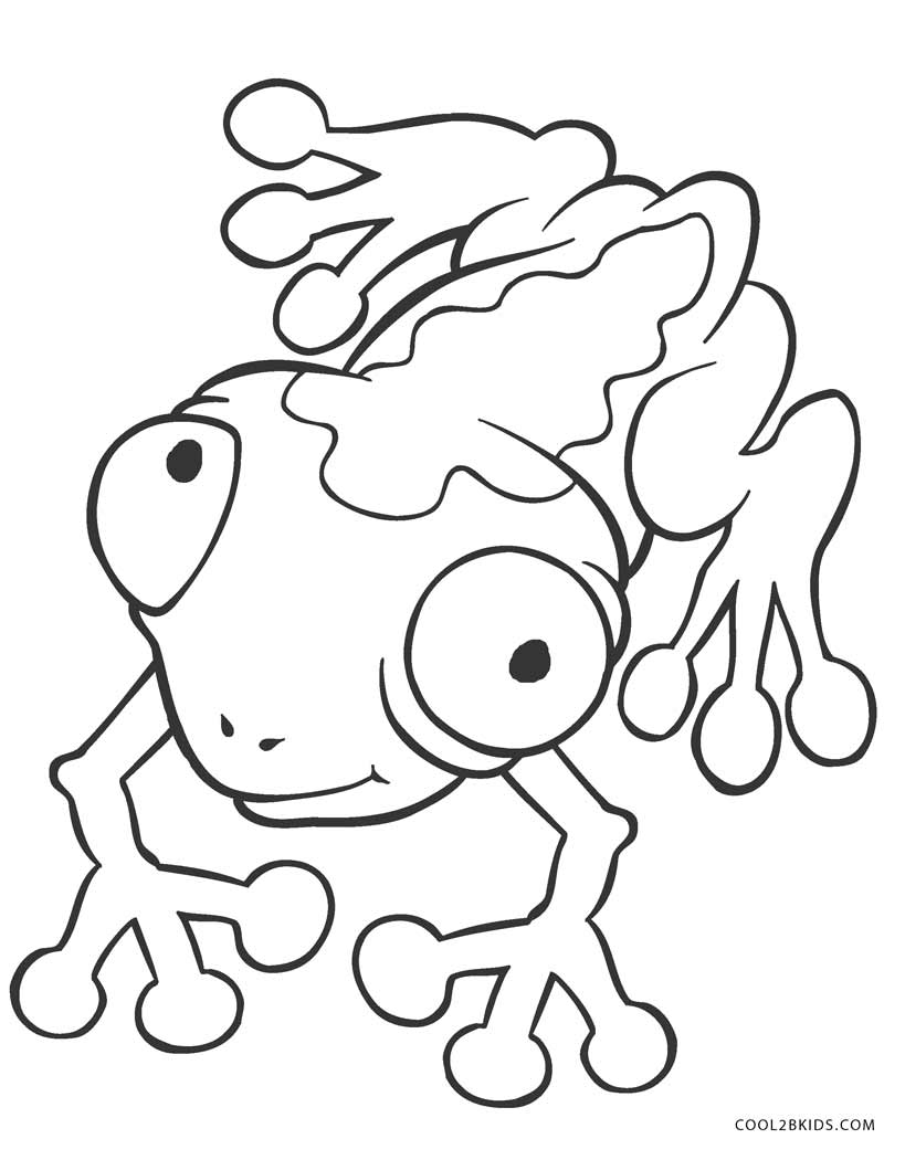 coloring book picture of a frog realistic frog coloring pages free download on clipartmag a picture of coloring frog book