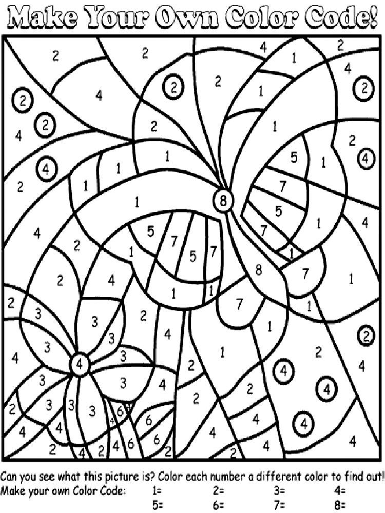 coloring by number coloring pages free printable color by number coloring pages best coloring pages by number coloring