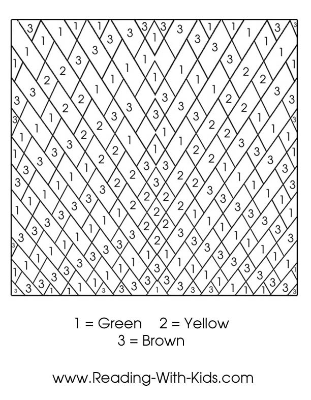 coloring by number coloring pages free printable color by number coloring pages best pages coloring by number coloring