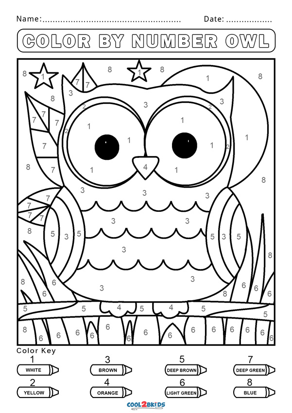 coloring by number coloring pages free printable paint by numbers for adults coloring home coloring pages coloring by number