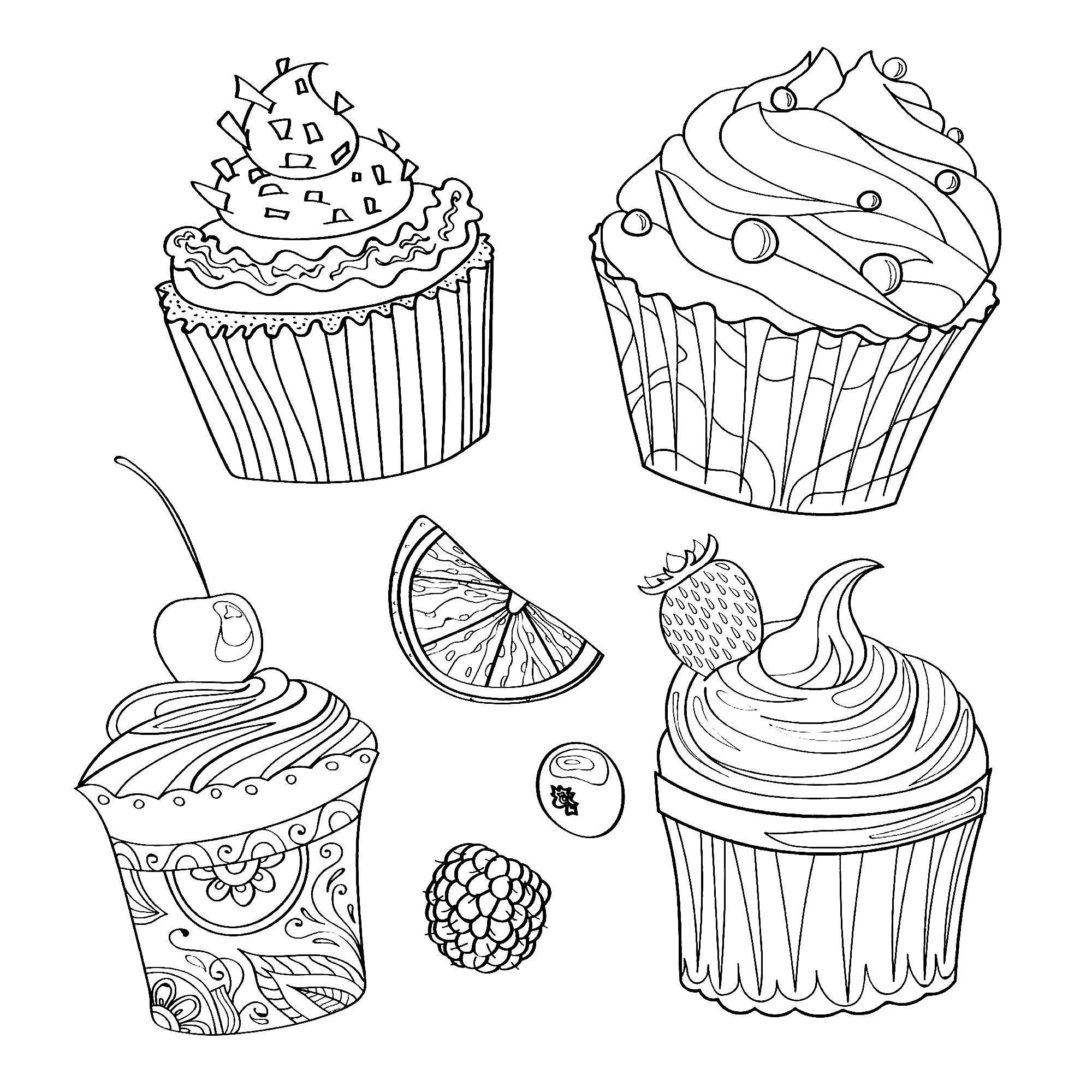 coloring cake for kids cake coloring pages kids cake coloring for