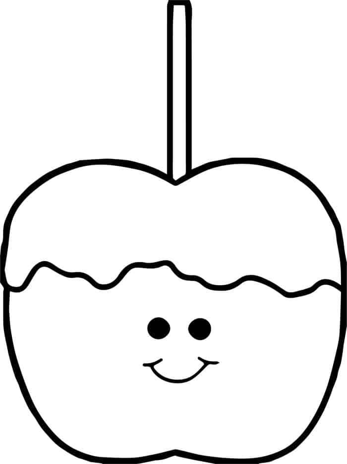 coloring candy apples candy apple coloring pages apples candy coloring