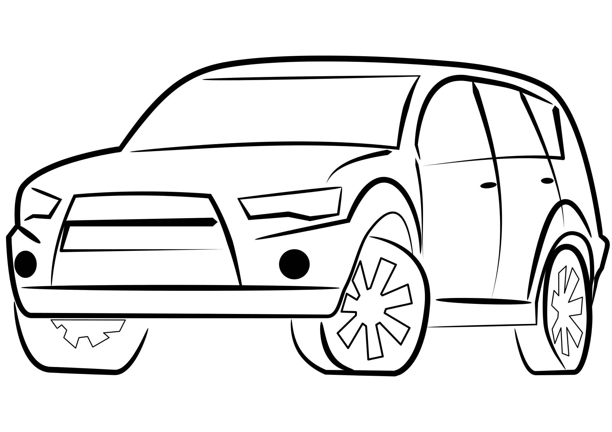 coloring car for kids moving vehicle coloring pages 10 fun cars trucks trains coloring kids for car