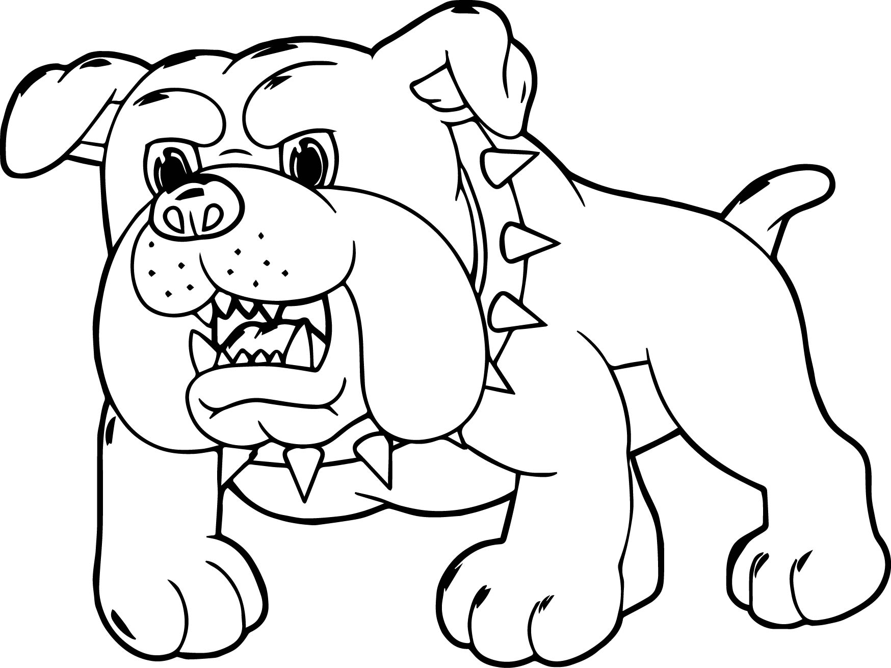 coloring cartoon dog pug coloring pages best coloring pages for kids coloring cartoon dog