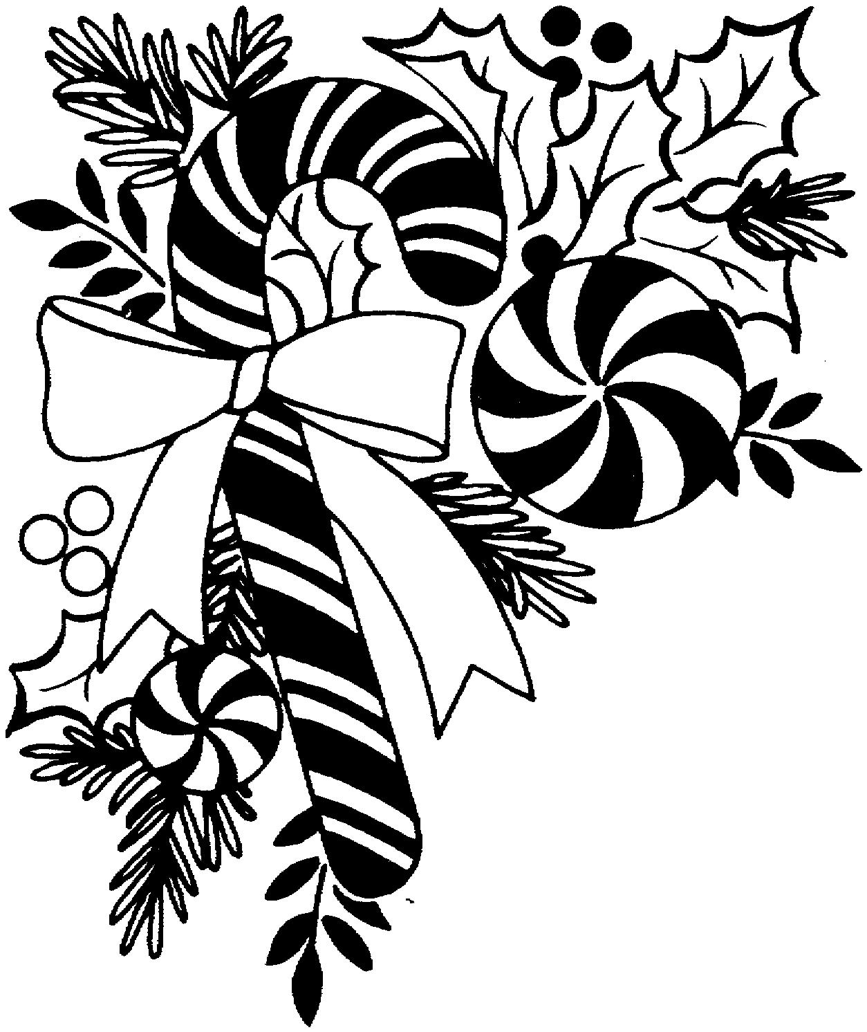 coloring christmas clipart black and white best christmas tree clipart black and white 14639 clipart and coloring christmas white black