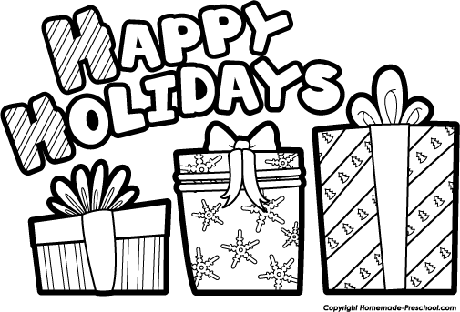 coloring christmas clipart black and white best christmas tree clipart black and white 14646 white clipart coloring and christmas black