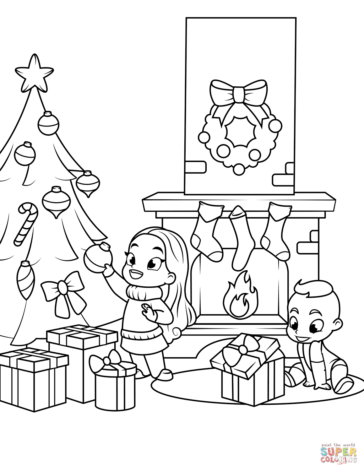 coloring christmas list for kids your christmas coloring pages z31 kids list for christmas coloring