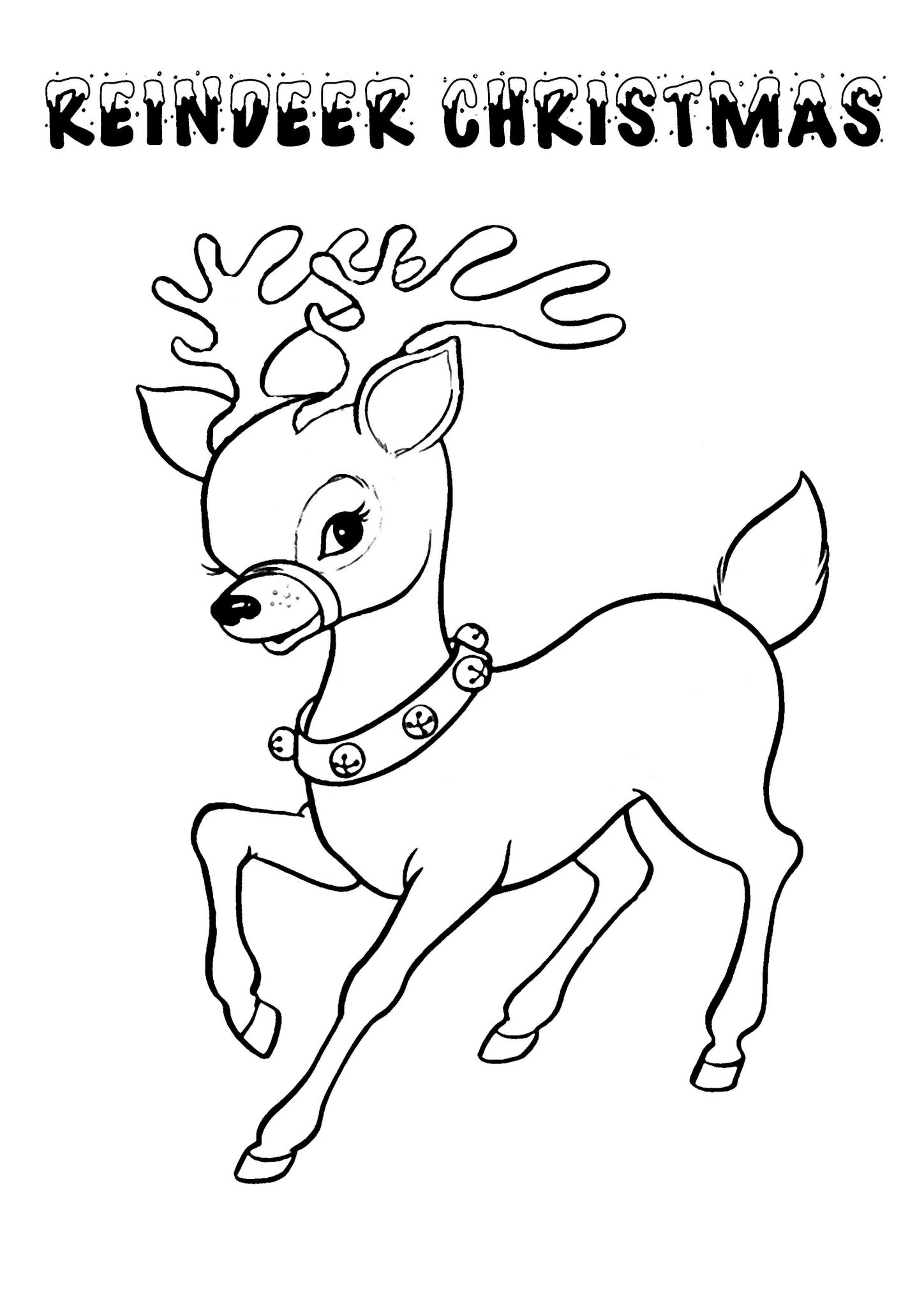 coloring christmas pages cute animal christmas coloring pages download and print pages christmas coloring