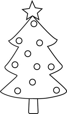 coloring christmas tree black and white black and white clipart christmas tree free download on christmas coloring and white tree black