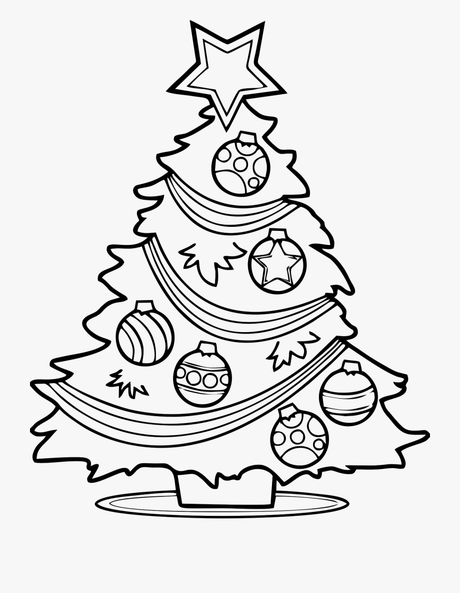 coloring christmas tree black and white christmas tree coloring page wallpapers9 white black tree and coloring christmas