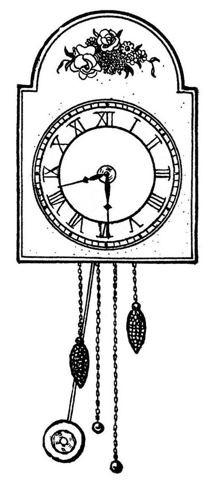 coloring clock for kids clock coloring pages for kids best place to color clock kids coloring for