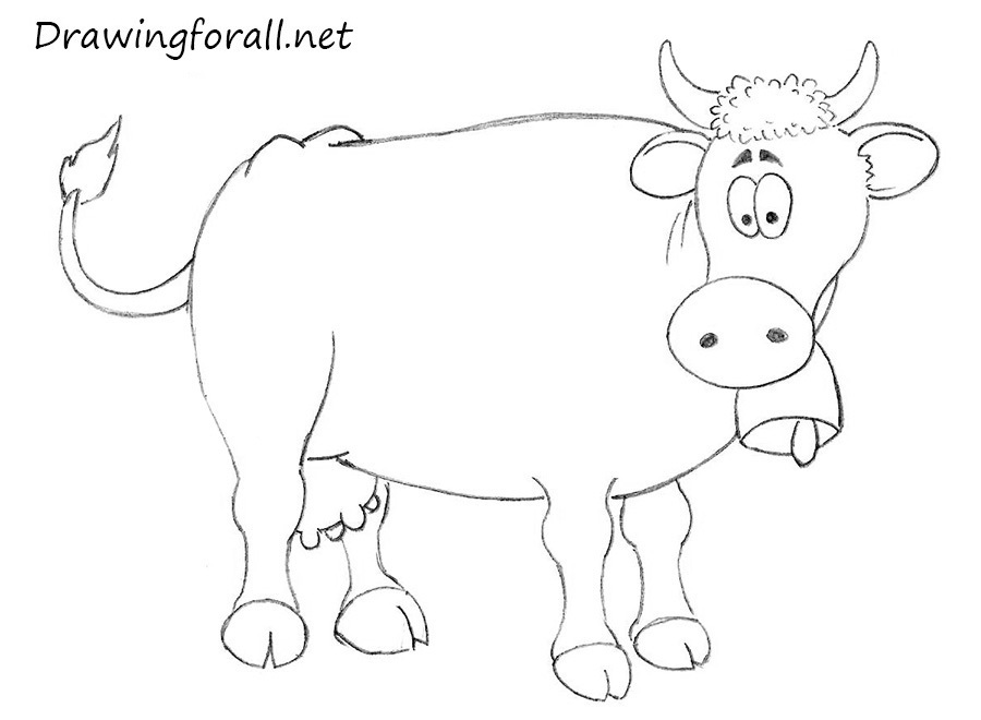coloring cow drawing easy 15 best cow coloring pages for your little ones cow easy drawing coloring cow