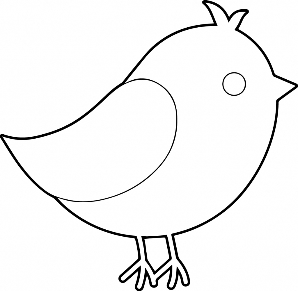 coloring cute bird drawing easy cute bird drawing free download on clipartmag bird coloring easy drawing cute