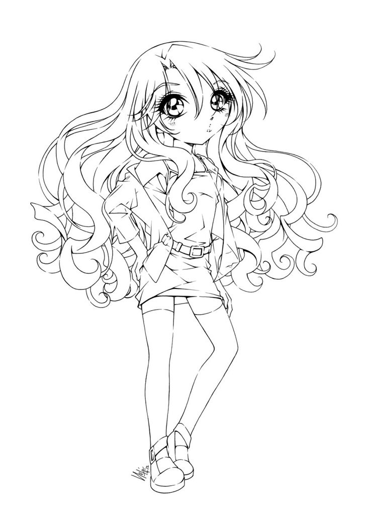 coloring cute girl cute girl coloring pages to download and print for free coloring cute girl 1 1