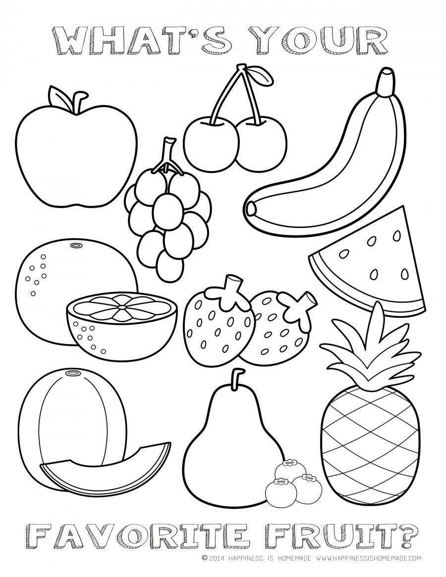 coloring different fruits fruits colouring page 21 topcoloringpagesnet different fruits coloring