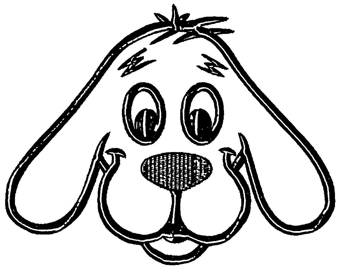 coloring dog face labrador puppy face coloring page free pet parade dog coloring face